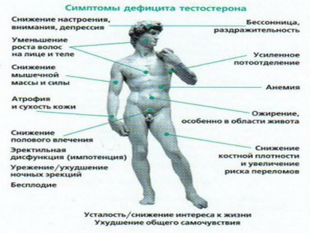 симптомы снижение холестерина