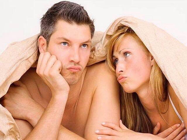 почему возникают сексуальные расстройства