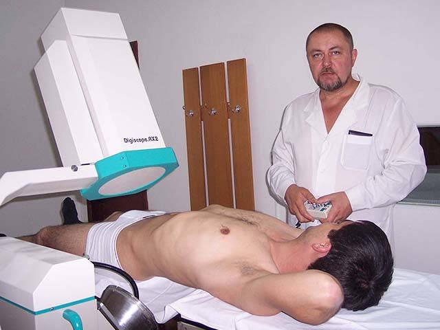 Лечение простаты поцедура термотеропии на апаратетермалной терапии