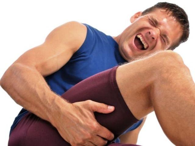 Боли в мышцах спины и ног